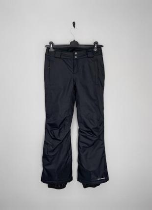 Columbia технологічні жіночі лижні штани для гірськолжних видів спорту утеплені