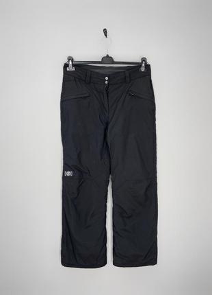 Helly hansen технологічні жіночі лижні штани для гірськолжних видів спорту.
