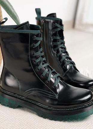 Ботиночки деми, эко-кожа высокого качества