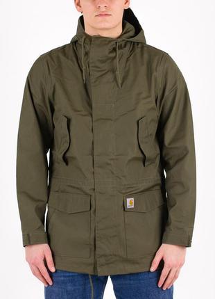 Суперовая парка (курточка, мембранка) от carhartt wip battle parka