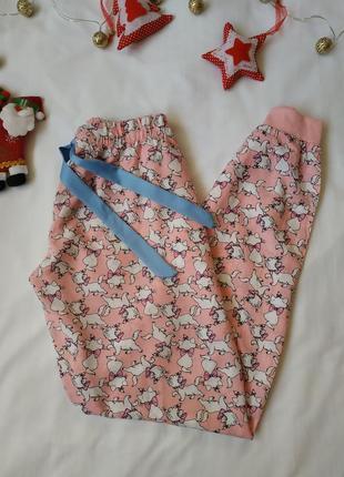 Новые хлопковые нежные штаны