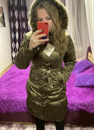 Шикарні зимові пальта