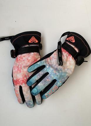Roxy подростковые детские перчатки лыжные горнолыжные зимние