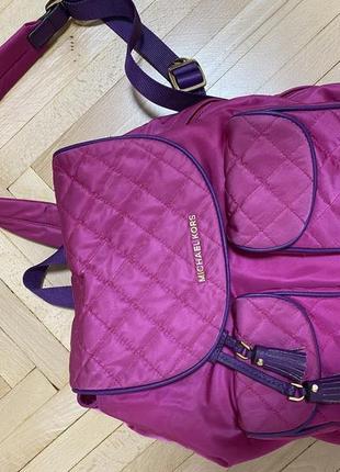 Рюкзак нейлон michael kors