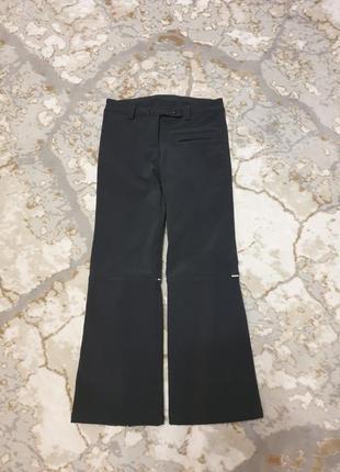 Лыжные теплые термо штаны alive  р.134-140