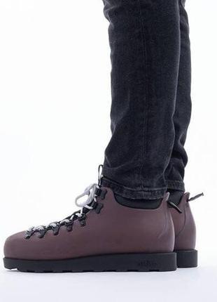 Зимние кроссовки ботинки native fitzsimmons (43р по 46р) оригинал!