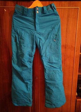 Лыжные штаны на флисе