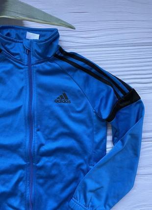 Спортивна кофта adidas2 фото