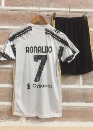 Футбольная форма ronaldo