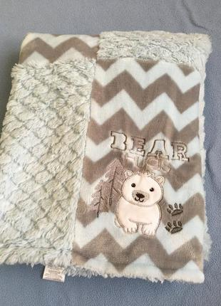 Шикарный тёплый плед, одеяло