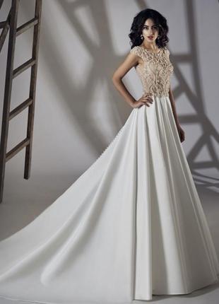 Свадебное платье ida torez torsa