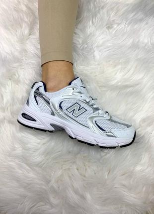 New balance 530 женские кроссовки наложка