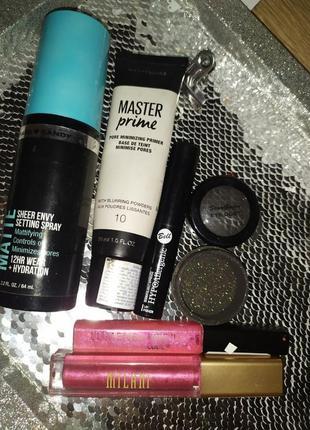 Набор косметики 6 продуктов