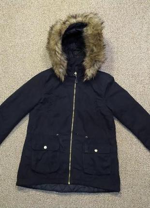 Детская куртка h&m р. 152