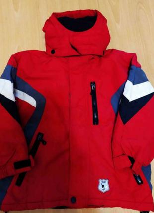 Термо куртка осень 5л