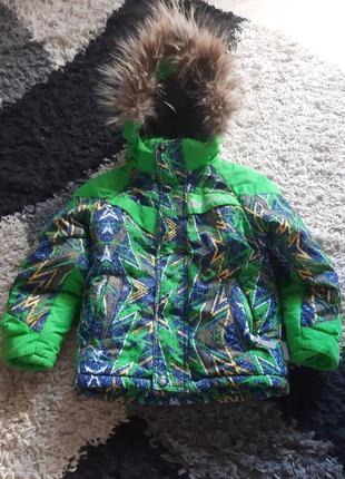 Зимняя курточка тм реймо
