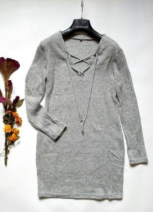 Лёгкий свитер туника