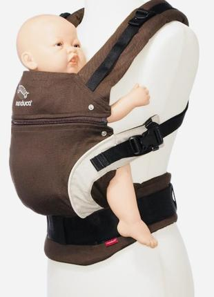 Эрго рюкзак, кенгуру, сумка-переноска, ергорюкзак manduca