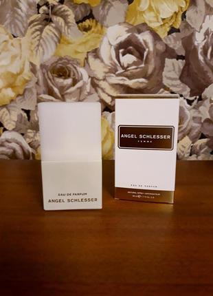 Парфюмированная вода angel schlesser femme eau de parfum 50ml