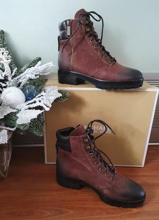 Крутые, модные ботинки michael kors.