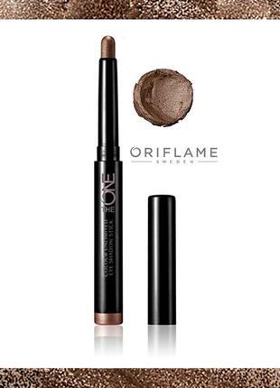 Тіні-олівець the one colour oriflame оріфлейм орифлейм тени-карандаш 31579 бронза