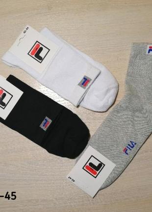"""Мужские носки """"fila"""" (12 пар)"""