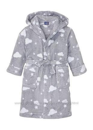 Махровый халат lupilu