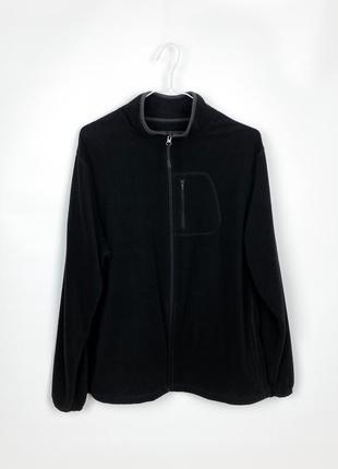 Флиска (флисовая кофта) m&s collection - zip up micro fleece
