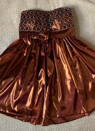 Платье нарядное/вечернее/выпускное. платье с болеро