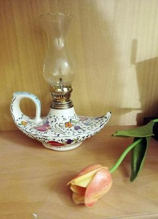 Волшебная лампа алладина керасиновая ручная работа