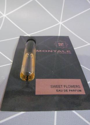 Montale sweet flowers пробник