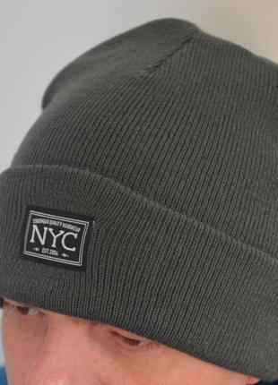 Теплая шапка statewear ® matt beanie hats