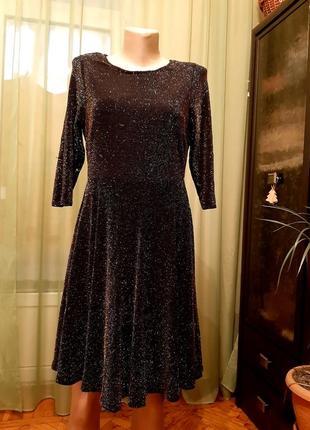 Очень красивое и нарядное платье 🌹