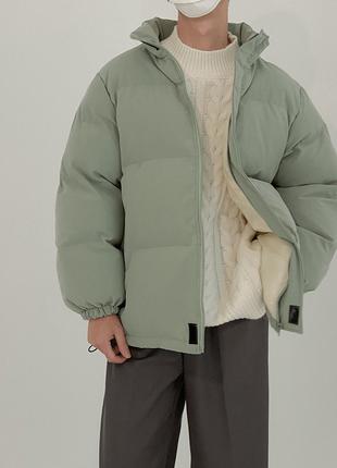 Зимняя куртка dazo studio {zara, bershka, h&m, levis, pull&bear}