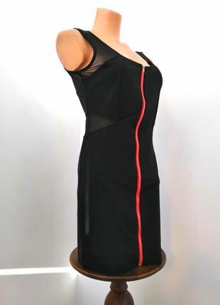 Чёрное платье сексуальное