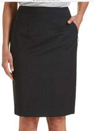 Юбка бренд австралия saba 230$ шерсть карандаш шерстяная теплая женская на осень на зиму