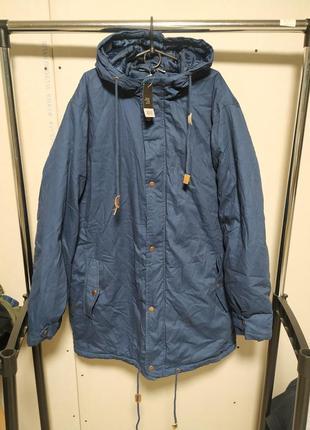 Зимняя куртка парка размер евро 56