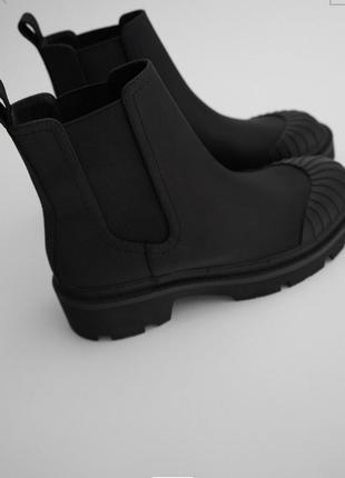 Шикарные ботинки zara новая коллекция