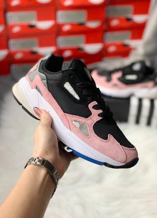 Кроссовки женские адидас adidas falcon pink