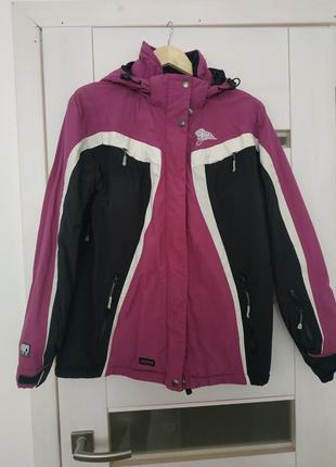 Гірськолижня куртка
