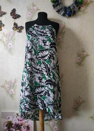 Женское платье # сарафан # с открытой спиной # my love se
