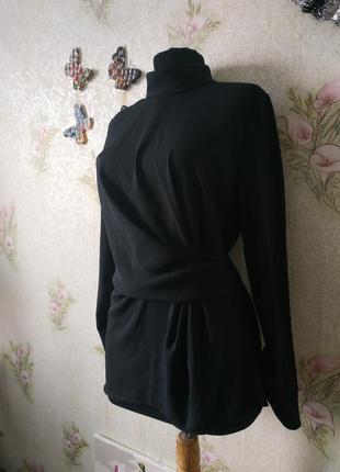 Чёрная женская блузка # блузка zara