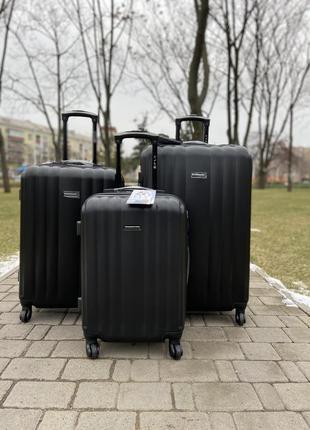 Чемодан,валіза ,дорожная сумка ,сумка на колёсах ,польский бренд