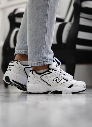 New balance 452 white black 🆕шикарные кроссовки 🆕купить наложенный платёж