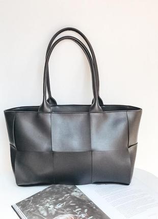 Модная сумка в квадрат