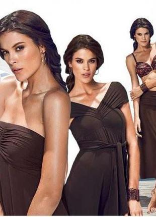 Платье-трансформер 5 в 1 tcm tchobo, 14--48 размер.