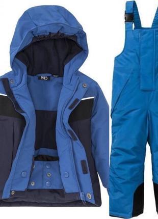 Термокомбинезон раздельный куртка и штаны от crivit германия