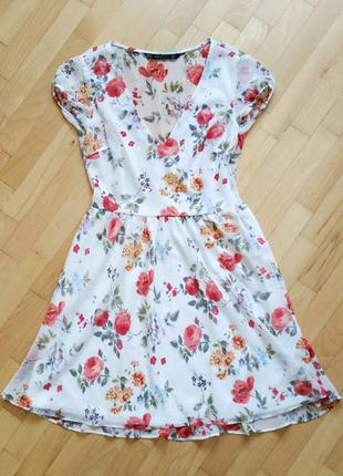 Платье от zara!)