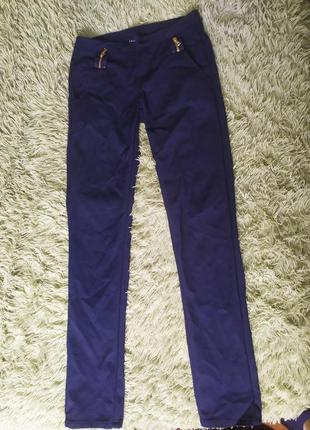 Класические, прямые брюки штаны