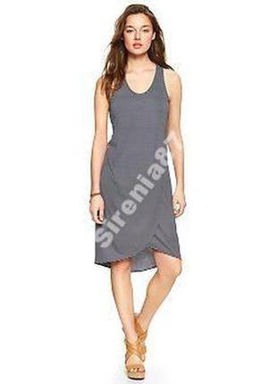 Актуальное миди платье на запах №137